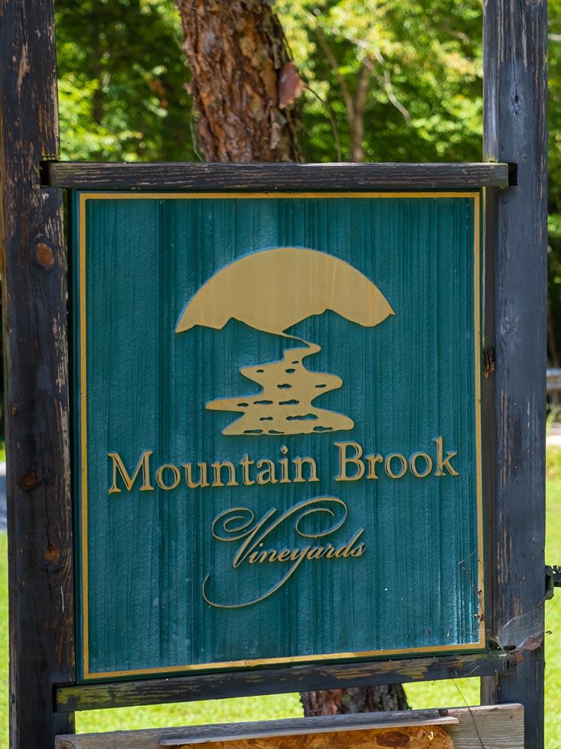Mountain Brook Vineyards